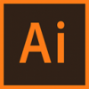 Adobe Illustrator Professional vector graphics software