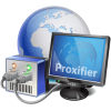 Proxifier Bypass firewall, conceal IP address