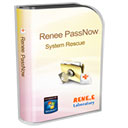 Renee PassNow Pro Recover lost system passwords