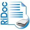 RiDoc Scanner software with OCR