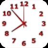 TheAeroClock Analog Desktop Clock