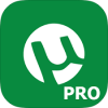 uTorrent Pro #1 BitTorrent download client on desktops
