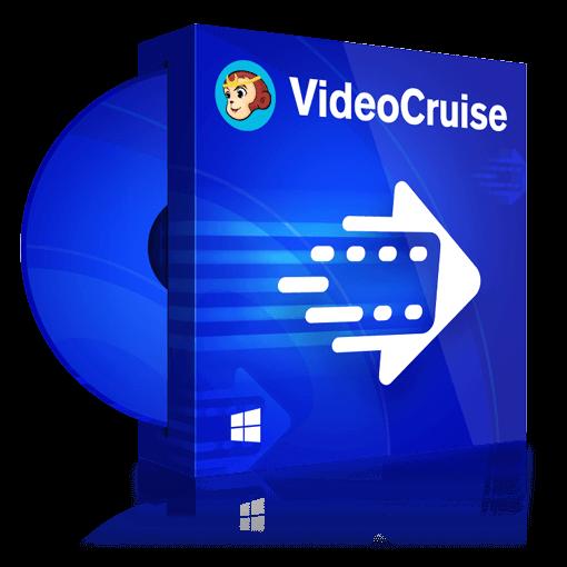 DVDFab VideoCruise Video editing program